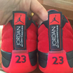 """A New """"Red Suede"""" Air Jordan 12 Low Is In The Works"""