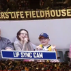 """Indiana Pacers Troll Mariah Carey With """"Lip Sync Cam"""""""