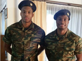 Giannis Antentokounmpo And His Brother Thanasis Begin Mandatory Military Terms In Greece