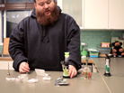 Sampling Californian Marijuana Extracts With Action Bronson