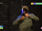 "Pharoahe Monch Freestyles On BET's ""The Backroom"""