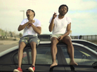 Childish Gambino Unveils Joint EP With Chance The Rapper