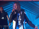 "Fetty Wap Performs ""Trap Queen"" On Jimmy Kimmel"