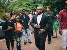 """BTS Pics: Jeezy Shoots Video For """"Church In These Streets"""""""