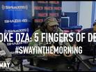 Smoke DZA Freestyles On Sway In The Morning