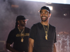 Big Sean Spotted In Studio With Future & 2 Chainz