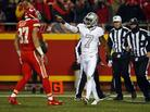 Raiders Punter Marquette King Hilariously Responds To Travis Kelce's TD Celebration