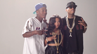"""Dizzy Wright Feat. Kid Ink & Honey Cocaine """"Fashion (HNHH Exclusive BTS)"""" Video"""