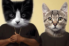 """Run The Jewels 2"" To Be Remixed Using Cat Sounds? [Update: Yes, ""Meow The Jewels"" Is Happening]"