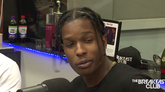 A$AP Rocky Clears Up Black Lives Matter Stance On The Breakfast Club