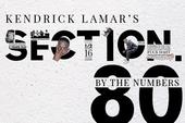 """By The Numbers: Kendrick Lamar's """"Section.80"""" 5 Years Later"""
