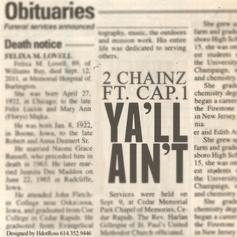Y'all Aint (CDQ)