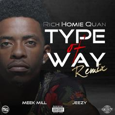 Type Of Way (Remix)