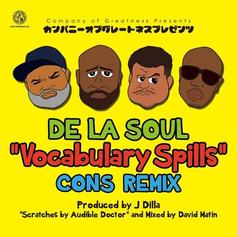 Vocabulary Spills (Remix)