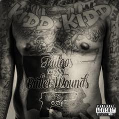 Tattoos Over My Bullet Wounds