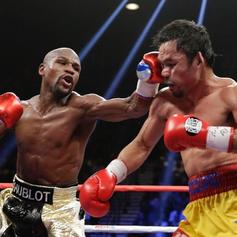The Curse Of Mayweather