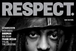 "Lil Wayne Covers RESPECT & Referred To As ""One Of Rap's Greatest Artists"""