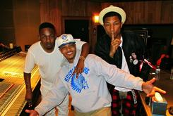 T.I., Kendrick Lamar And Pharrell Have Been Collaborating