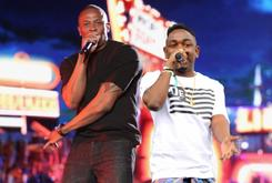Kendrick Lamar Talks Lack Of Dr. Dre Production On His Album & No Longer Feeling Pressured