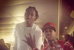 """BTS Photos: Video Shoot For Tyga's """"Show You"""" With Future"""