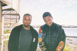 """Travi$ Scott Says Kanye Is """"Already In The Year 3000"""" On New Album"""