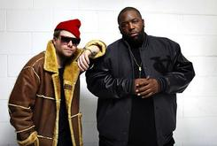 "Cover Art & Tracklist Revealed For Killer Mike & El-P's ""Run The Jewels"""