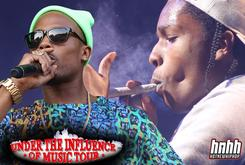 """Episode 4 Of Our Exclusive """"Under The Influence"""" BTS With Berner, A$AP Rocky, Wiz Khalifa, Chevy Woods & More"""
