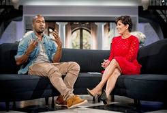 Kanye West Opens Up About Being In Love With Kim, Not Smiling, Family & More