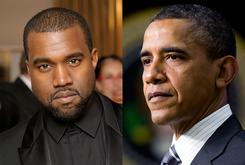 """Barack Obama Says Kanye West's Music Is """"Outstanding"""""""