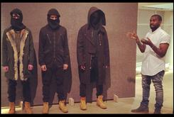 Kanye West Debuts Second A.P.C. Collection [Update: Full Look Revealed]