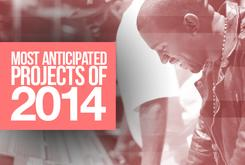 Most Anticipated Projects Of 2014