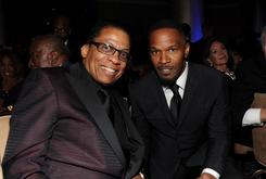 Pharrell, Rihanna, Jamie Foxx, R. Kelly And More Party It Up With Clive Davis Pre-GRAMMYs