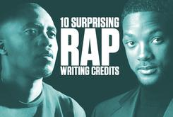 10 Surprising Rap Writing Credits