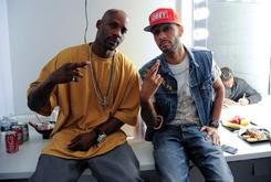 DMX In The Studio With Swizz Beatz & araabMUZIK