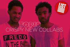 Top 10: Crispy New Collabs