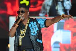 """Lil Boosie Reveals New Cover Art For """"Touchdown 2 Cause Hell"""""""