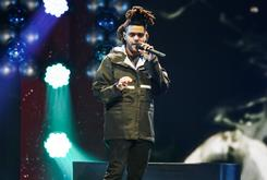 The Weeknd Receives The Allan Slaight Award
