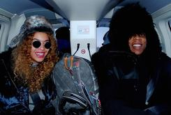 Photos: Jay Z Celebrates His 45th Birthday In Iceland With Beyonce
