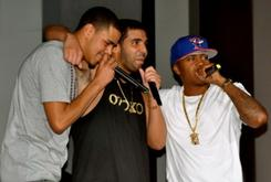 Drake & Nas To Perform Together At Sprite Concert Friday Night [Update: Drizzy Brings Out Kanye, Travi$ Scott & ILoveMakonnen]