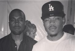 """Chance The Rapper Appears On Alternate Version Of Kanye West's """"Waves"""""""
