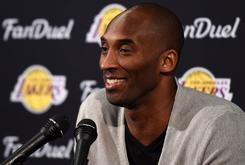 TDE's CEO Paid A Lot Of Money To See Kobe Bryant's Final Game