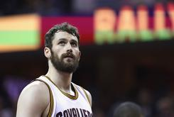 Kevin Love's Teammates Are Even Clowning Him For The Food That He Eats