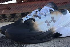 """A Sneaker Customizer """"Roasted"""" The Under Armour Curry 2 Low"""