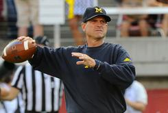 Michigan Coach Jim Harbaugh Wants Recruits To Know He's Cool, Lists His Top 5 Drake Songs