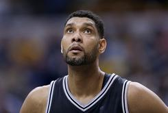 Tim Duncan Posts A Short And Sweet Thank You Letter