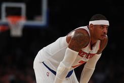 Carmelo Anthony Says He's Going To Incorporate Social Justice Into One Of His New Sneakers