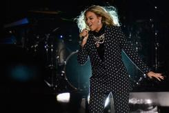 Beyoncé Shows Support For Anti-Trump Women's March