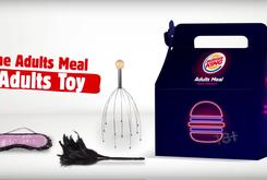 """Burger King Is Offering An """"Adult's Meal"""" For Valentine's Day"""