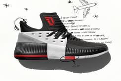 "Adidas Debuts ""On Tour"" Dame 3 In Honor Of Lillard's Love For Playing On The Road"