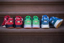 """PUMA Introduces The """"Sesame Street"""" Collection"""